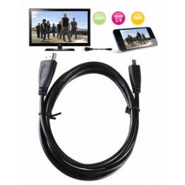 Καλώδιο 1080p HD HDMI σε Micro HDMI 1.5m
