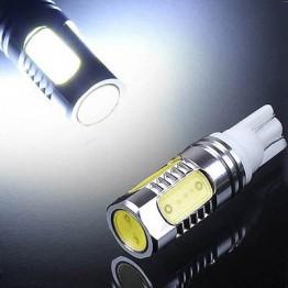 1 x T10 12V 7,5 W Αυτοκίνητου LED SMD  σούπερ φωτεινότητα