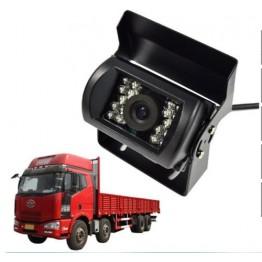 Κάμερα CMOS οπισθοπορείας στάθμευσης Λεωφορείων Φορτηγών με 18 Led