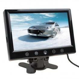 """Οθόνη μόνιτορ 9"""" HD TFT/LED με touch screen κουμπιά"""