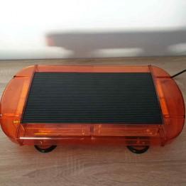 43cm Μαγνητικός πορτοκαλί Φάρος COB LED 12V 72W