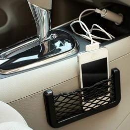 Θήκη αποθήκευσης αυτοκινήτου για κινητό και μικροαντικείμενα