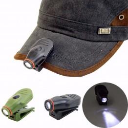 Κλίπ για καπέλο με ζούμ φώς LED