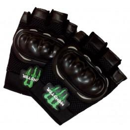Γάντια προστασίας μοτοσυκλέτας Monster Energy Logo