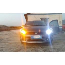 2 x 42 LED SMD 50W Κιτ Φλάς και Φώς ημέρας