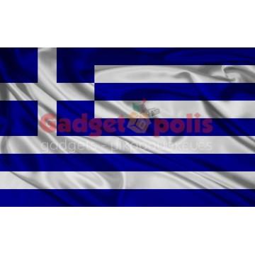 Σημαία Ελληνική αδιάβροχη διαστάσεων 90 Χ 60 εκ.
