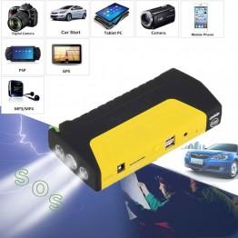 Jump Starter Booster Power Bank 68800mAh Multi-function
