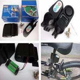 Συναγερμός ποδηλάτου αδιάβροχος 110db (Προσφορά 9v μπαταρία)