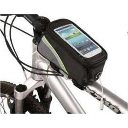 Αδιάβροχο Τσαντάκι Ποδηλάτου για Κινητά Αφής