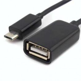 Προσαρμογέας USB σε Micro USB OTG