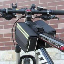 Τσαντάκι Ποδηλάτου με θήκη κινητού τηλεφώνου & Reflex
