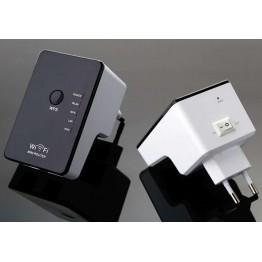 Ενισχυτής Σήματος Wi-Fi Mini Repeater 300Mbps