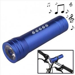 Sports Magic Music Torch-Φακός Led με ράδιο,Mp3