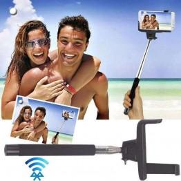 Τηλεσκοπική βάση χειρός bluetooth-Selfie