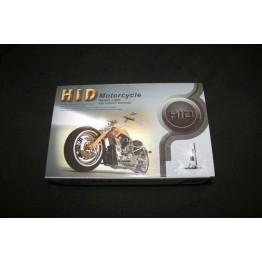 Kit HID Xenon light H4 Μοτοσυκλέτας