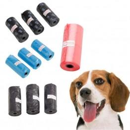 Σακούλες αποβλήτων PET Σκύλων βιοδιασπώμενες