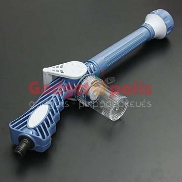 Ισχυρό Πιεστικό Νερού με δοχείο για σαπούνι EZ Jet Water