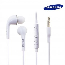 Samsung White EO-HS3303WE ακουστικά in-ear Headset 3.5mm Stereo with Volume Key